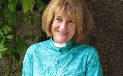 Locked in: Reflections on priesthood during this time of restriction, fear and opportunity, Ginny Royston