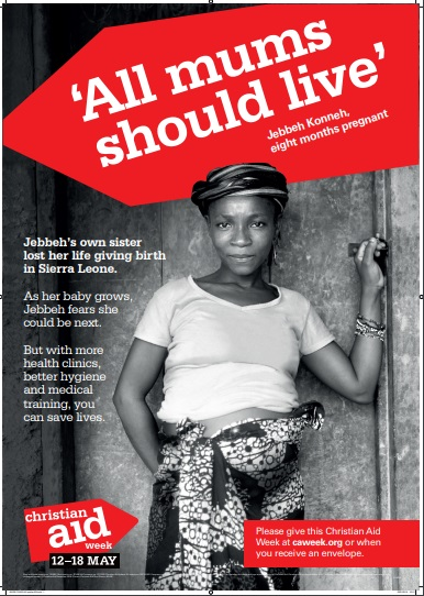 Christian Aid Week 1-19 May