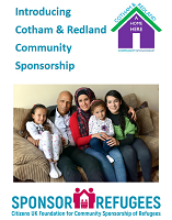 Introducing Cotham & Redland Community Sponsorship