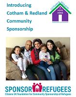 Introducing Cotham & Redland Community Sponsorship